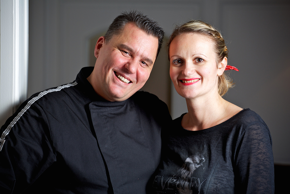 Stéphane et Sandra Friedmann